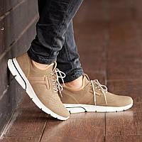 Мужские кроссовки стильные South Marlou BEIGE, фото 1