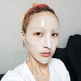 Гидрогелевая маска для лица с жемчугом и маслом Ши Koelf Pearl & Shea Butter Mask. 30 мл, фото 6