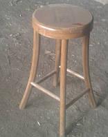 Дубовый барный стул  бу