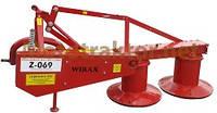 Роторные косилки для тракторов Wirax (Виракс, Польша)