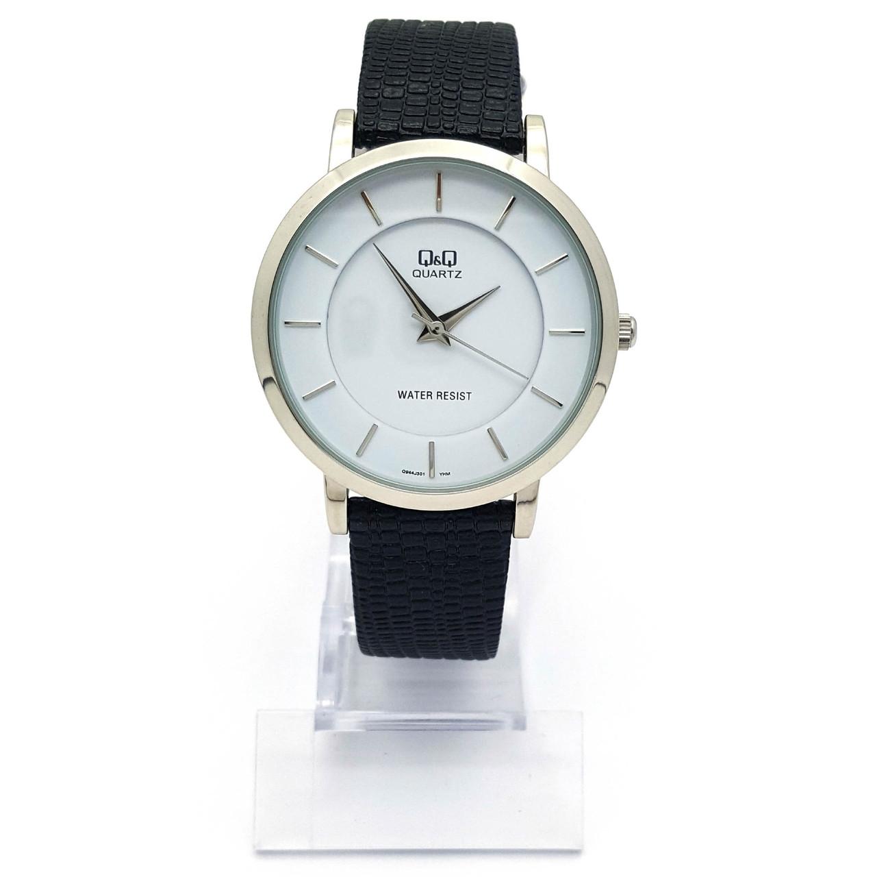 Часы QQ, классические, длина ремешка 17,5-22 см, циферблат 39мм