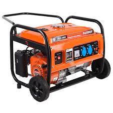 Бензиновый генератор Patriot SRGE 3800 (3 кВт)