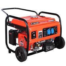Бензиновый генератор Patriot SRGE 3800E (3 кВт)
