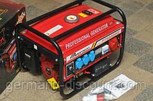 Трехфазный генератор с автозапуском из Германии 6.5 Квт