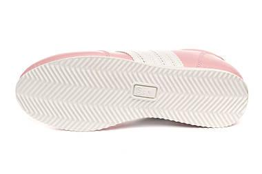 Кросівки жіночі Casual classic pink-white 37, фото 3