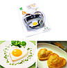 Форма для выпечки, жарки яиц, блинов Heart, фото 2