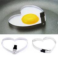 Форма для выпечки, жарки яиц, блинов Heart