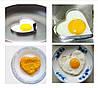 Форма для выпечки, жарки яиц, блинов Heart, фото 3