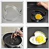 Форма для выпечки, жарки яиц, блинов Heart, фото 4