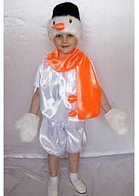 Карнавальный костюм Снеговик №2
