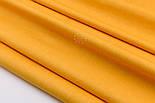 Лоскут ткани  цвет светлой тыквы №2207, фото 2