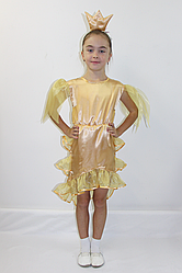 Карнавальный костюм Золотая Рыбка №4