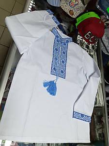 Сорочка Вишиванка дитяча для хлопчиків р. 104 - 152