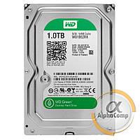 "Жесткий диск 3.5"" 1Tb WD WD10EZRX (64Mb/5400/SATAIII) green БУ"