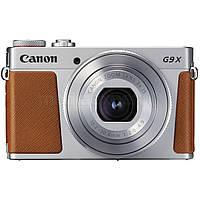 Фотоаппарат  CANON G9X Mark II Srebrny