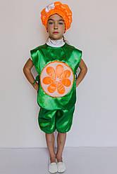Карнавальный костюм Апельсин №1