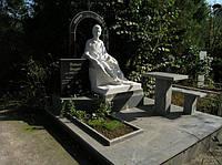 Мраморный памятник М-23