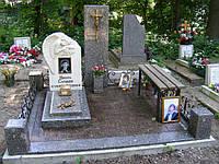 Мраморный памятник М-24