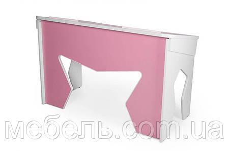 Компьютерный стол для детей Barsky Student Rose 1200x600x750 Student-02, фото 2