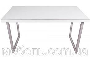Компьютерные столы стол руководителя Barsky Office Allu White\Oregon 1400x700x750, OFWO alu-01, фото 2