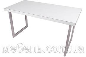 Компьютерные столы стол руководителя Barsky Office Allu White\Oregon 1400x700x750, OFWO alu-01, фото 3