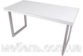 Компьютерный стол для детей Barsky Office Allu White\Oregon 1400x700x750, OFWO alu-01, фото 3