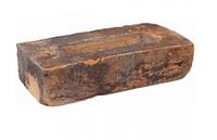 Кирпич ручной формовки Таврический темный