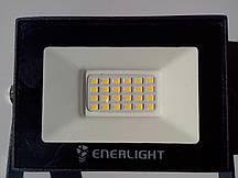 Прожектор светодиодный 20Вт 6500К ENERLIGHT MANGUST