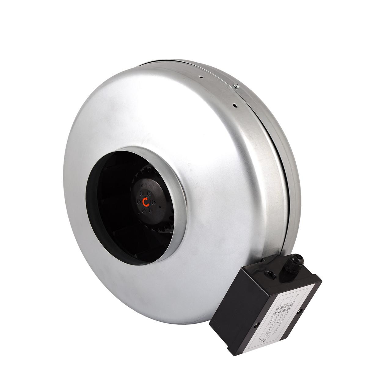 Канальный вентилятор Турбовент ВК 100 (280 м³/ч - 295 Па)