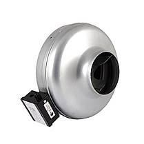 Канальный вентилятор Турбовент ВК 100 (280 м³/ч - 295 Па), фото 3