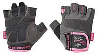 Перчатки для фитнеса и тяжелой атлетики Power System Cute Power PS-2560 женские Pink XL, фото 1