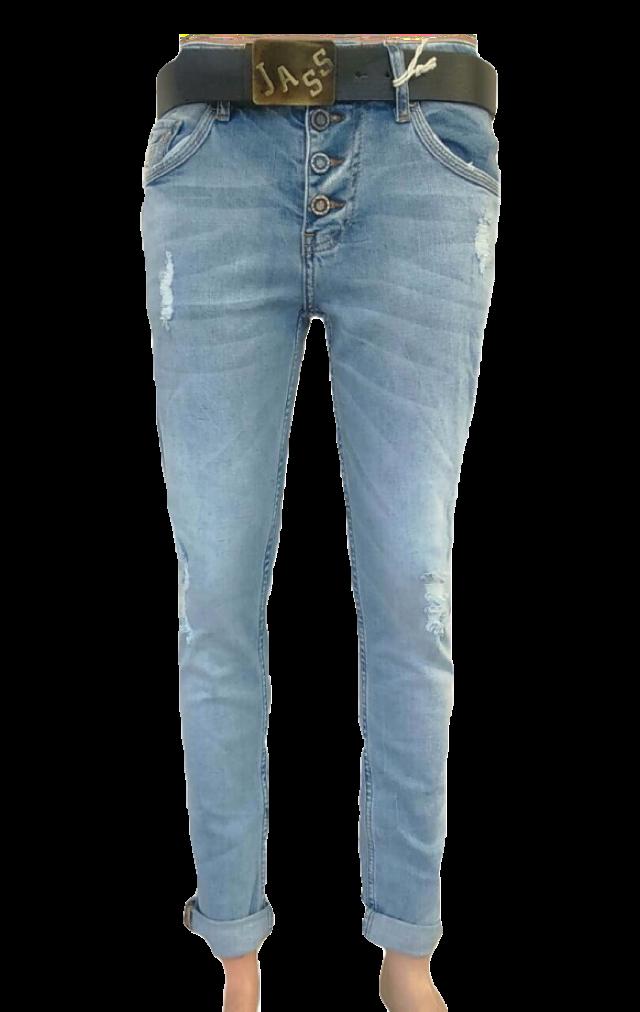 Женские джинсы бойфренд от jass jeans
