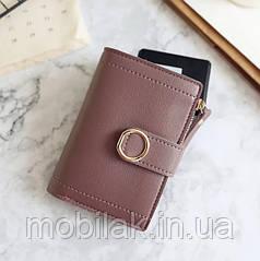 Маленький женский кошелек бренда DEDOMON Violet