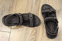 Сандалі чоловічі босоніжки відмінної якості  (Пл-001ч)