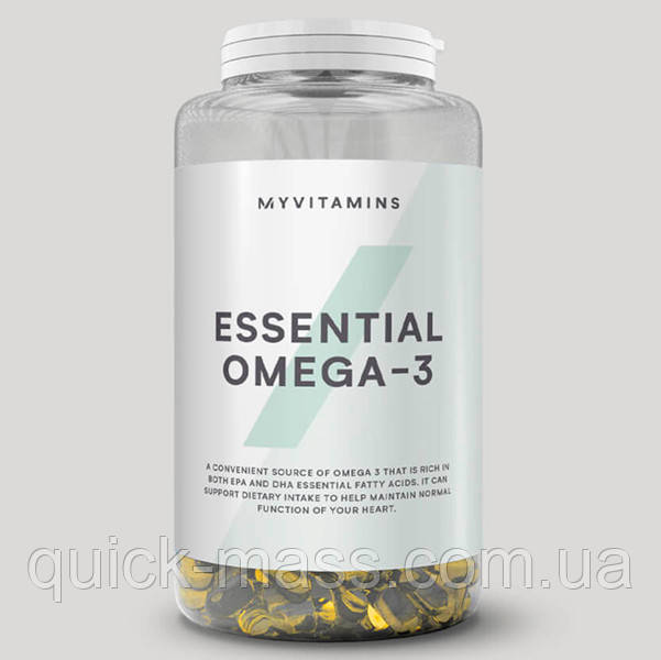 Омега-3 MyProtein Omega 3 250 caps
