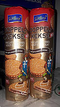 Печенье Delicia Doppel Kekse Kakao-Creme 500 g. Германия