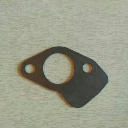 Прокладка выпускного коллектора 186F, фото 2