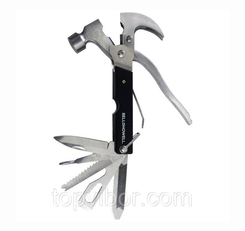 🔝 Мультитул Bell Howell Tac Tool 18 tools in one мултиинструмент multi tool в Киеве и Украине   🎁%🚚