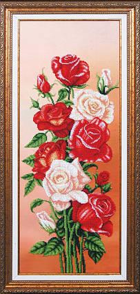 """Набор для вышивания бисером """"Вдохновение """"Розы"""", фото 2"""