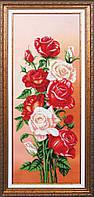 """Набор для вышивания бисером """"Вдохновение """"Розы"""""""