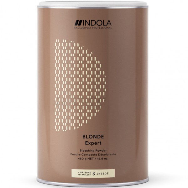 Осветляющая пудра Indola Blonde Expert Visible Blonde Powder, 450 г