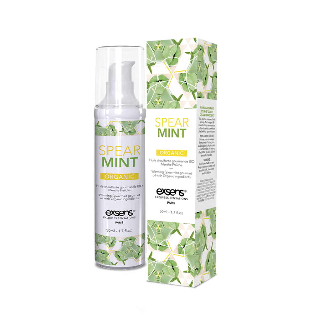 Массажное масло Exsens Organic Spear Mint