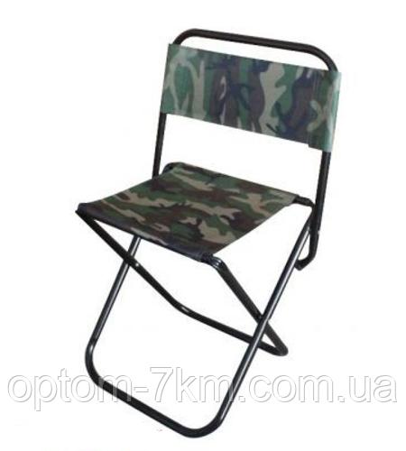 Стул раскладной со спинкой Chair -1 am