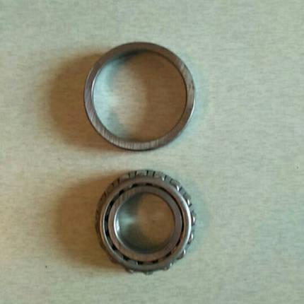 Подшипник переднего колеса внутренний 30206 мототрактора, фото 2