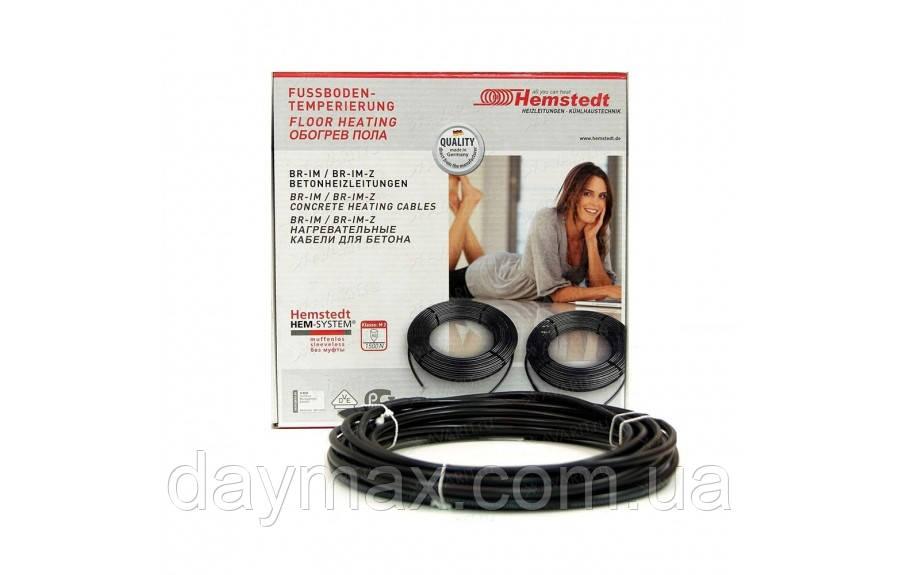Теплый пол 1350 Вт Hemstedt DR 12,5 Вт/м для укладки под плитку в плитончый клей