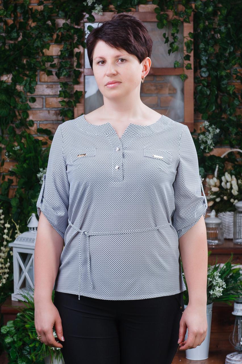 Женская летняя блуза Бл-6090