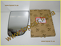 Вкладыш зеркала левое выпуклое с об. Peugeot Boxer III 06-  Polcar Польша 5770549M