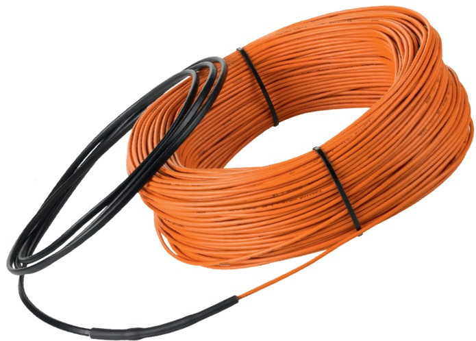 Heatcom Heating cable Ø3 mm - 12W/m - 112,0 m