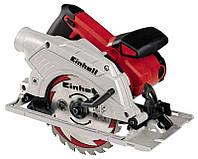 Пила циркулярная Einhell TE-CS 165 (1.2 кВт, 165 мм, 55 мм)