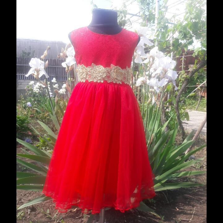Нарядные платье для маленькой принцессы